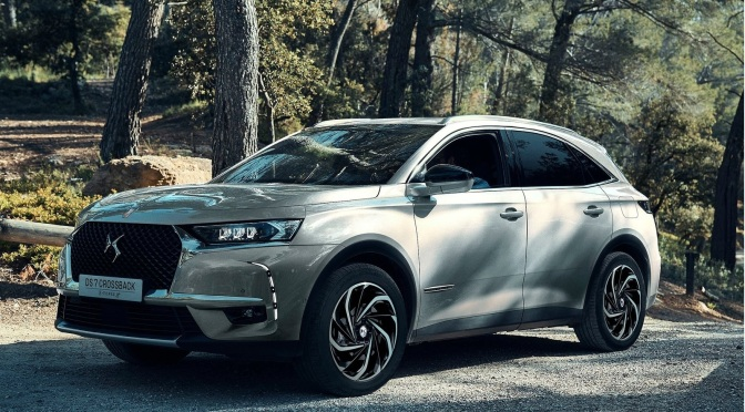 2019 DS 7 Crossback E-Tense 4×4