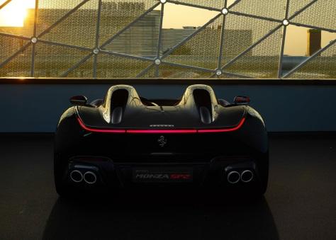 2019 Ferrari Monza SP1 SP2