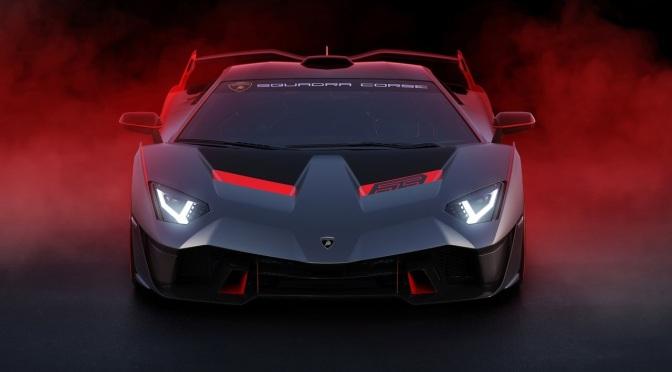 2019 Lamborghini SC18