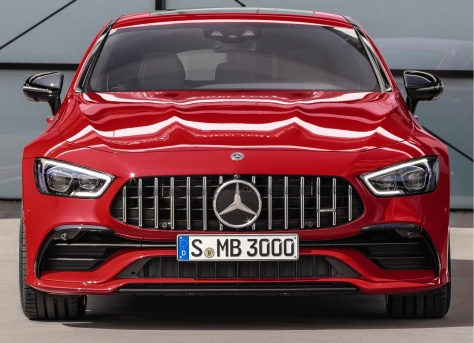 2019 Mercedes-Benz AMG GT43 4-Door