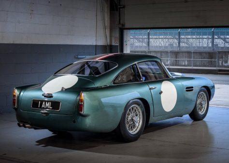2018 Aston Martin DB4 GT Continuation