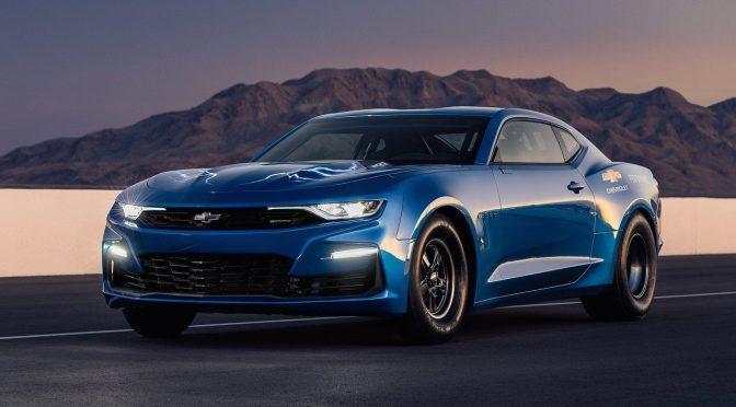 2018 Chevrolet Camaro eCOPO Concept