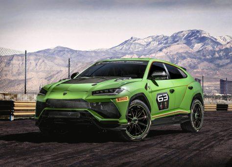 2018 Lamborghini Urus ST-X Concept