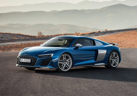 2019 Audi R8 Coupe