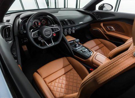 2019 Audi R8 Spyder