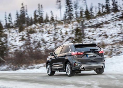 2019 Ford Edge (EU)