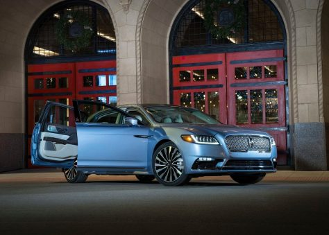2019 Lincoln Continental 80th Anniversary