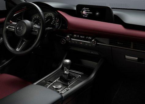 2019 Mazda 3 Sedan