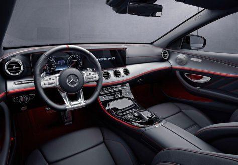 2019 Mercedes-Benz E53 AMG