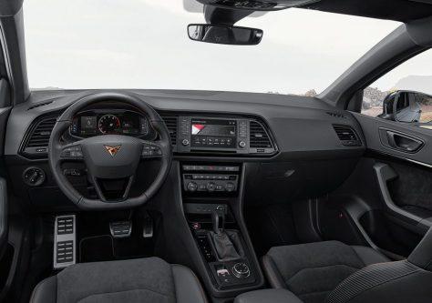 2019 Seat Ateca Cupra