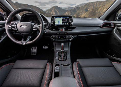 2019 Hyundai Elantra GT N-line