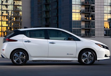 2019 Nissan Leaf e plus
