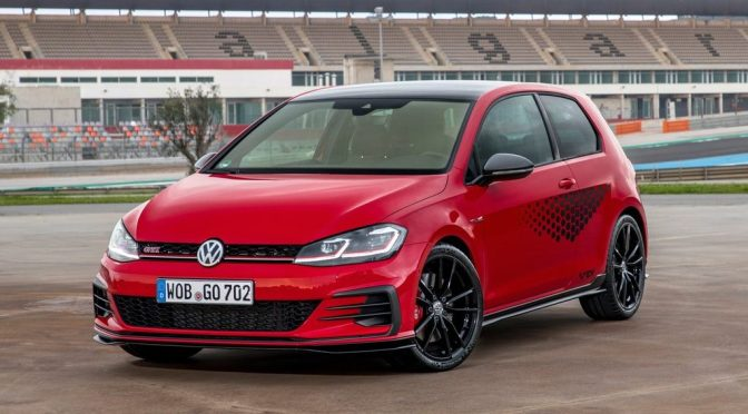 2019 Volkswagen Golf Gti Tcr Carphotopress Com