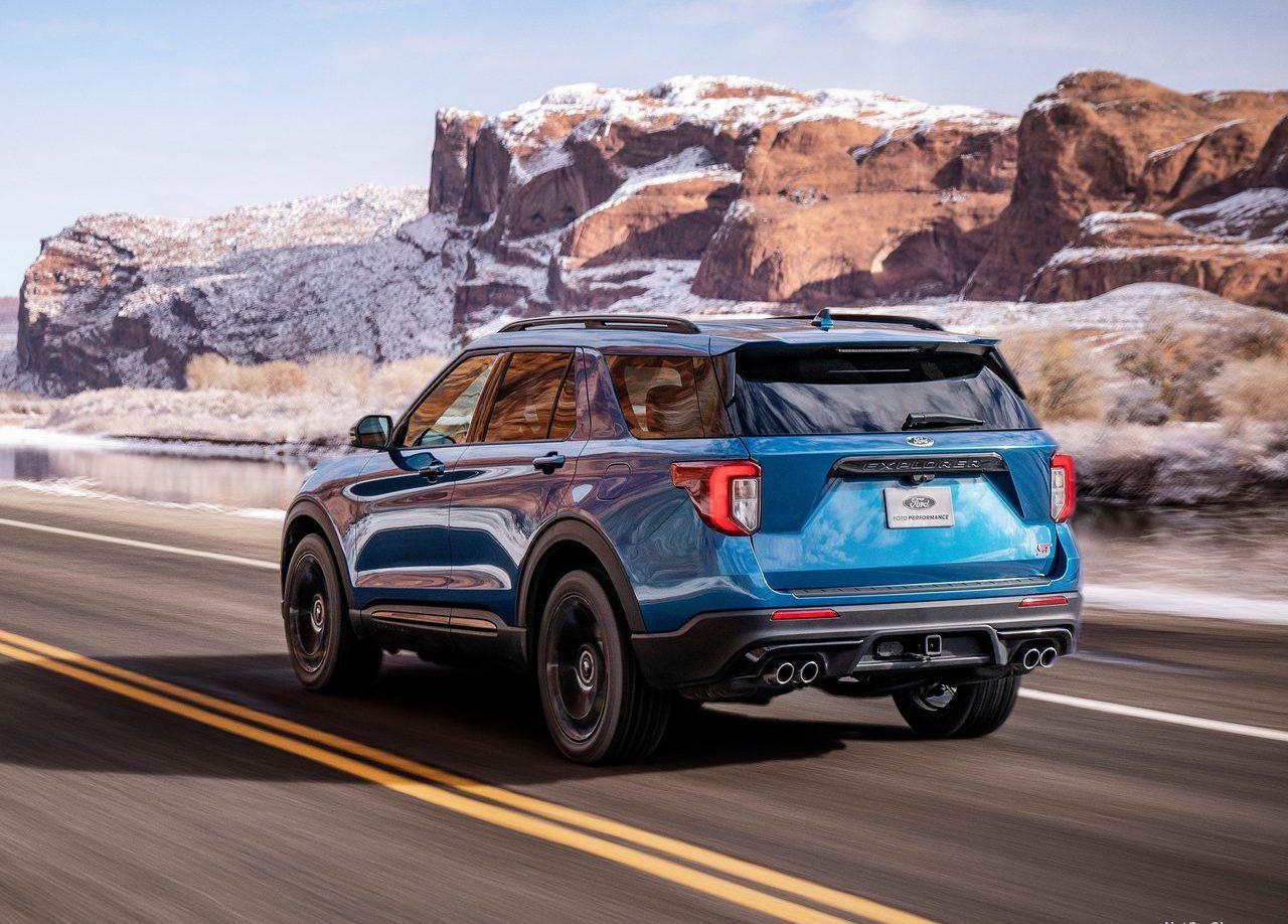 2020 Ford Explorer St Carphotopress Com