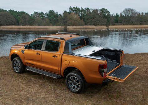 2020 Ford Ranger Wildtrak