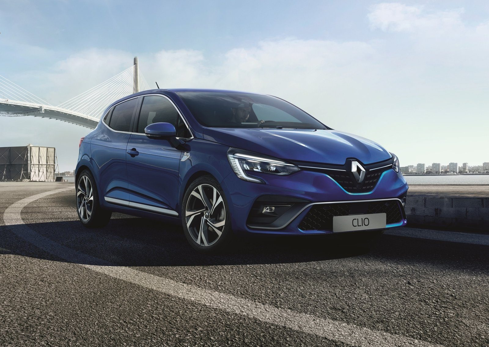2020 Renault Clio Carphotopress Com