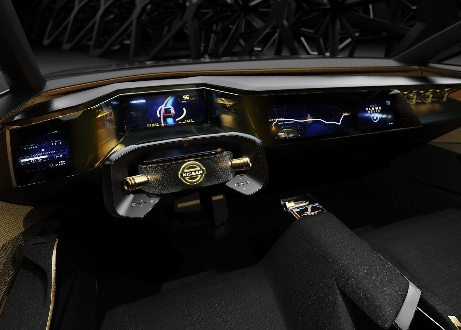2019 Nissan IMs Concept | CarPhotoPress COM