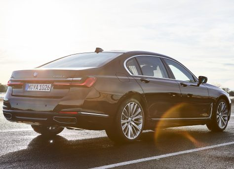 2020 BMW 745Le