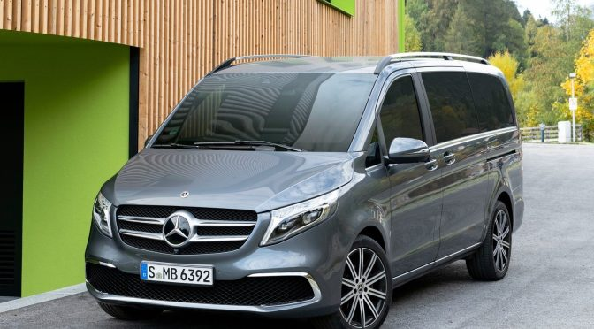 Mercedes benz viano 2020